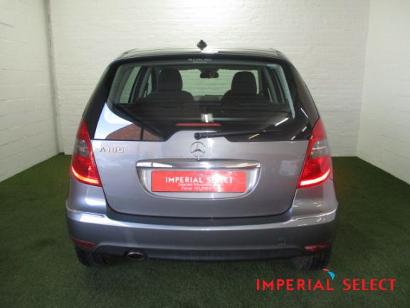 2010 MERCEDES A 180 AUTOMATIC AVANTGARDE FOR SALE