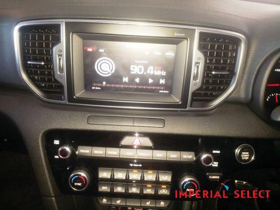 2017 KIA SPORTAGE 1.6 T‑GDI GT‑LINE AWD DCT