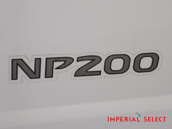 2014 NISSAN NP200 1.6 8V (NEW BASE MODEL)
