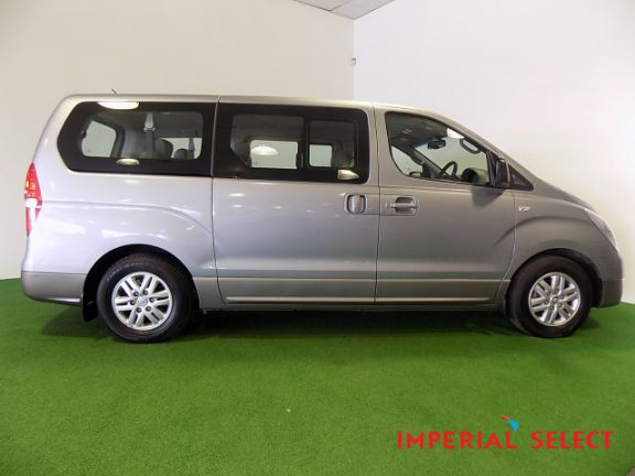 2017 HYUNDAI H1 MY15 2.5 VGTi 9‑SEATER BUS AT