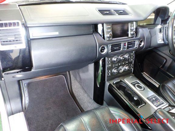2013 Land Rover Range Rover 2002 ‑ on Range Rover 4.4 Tdv8