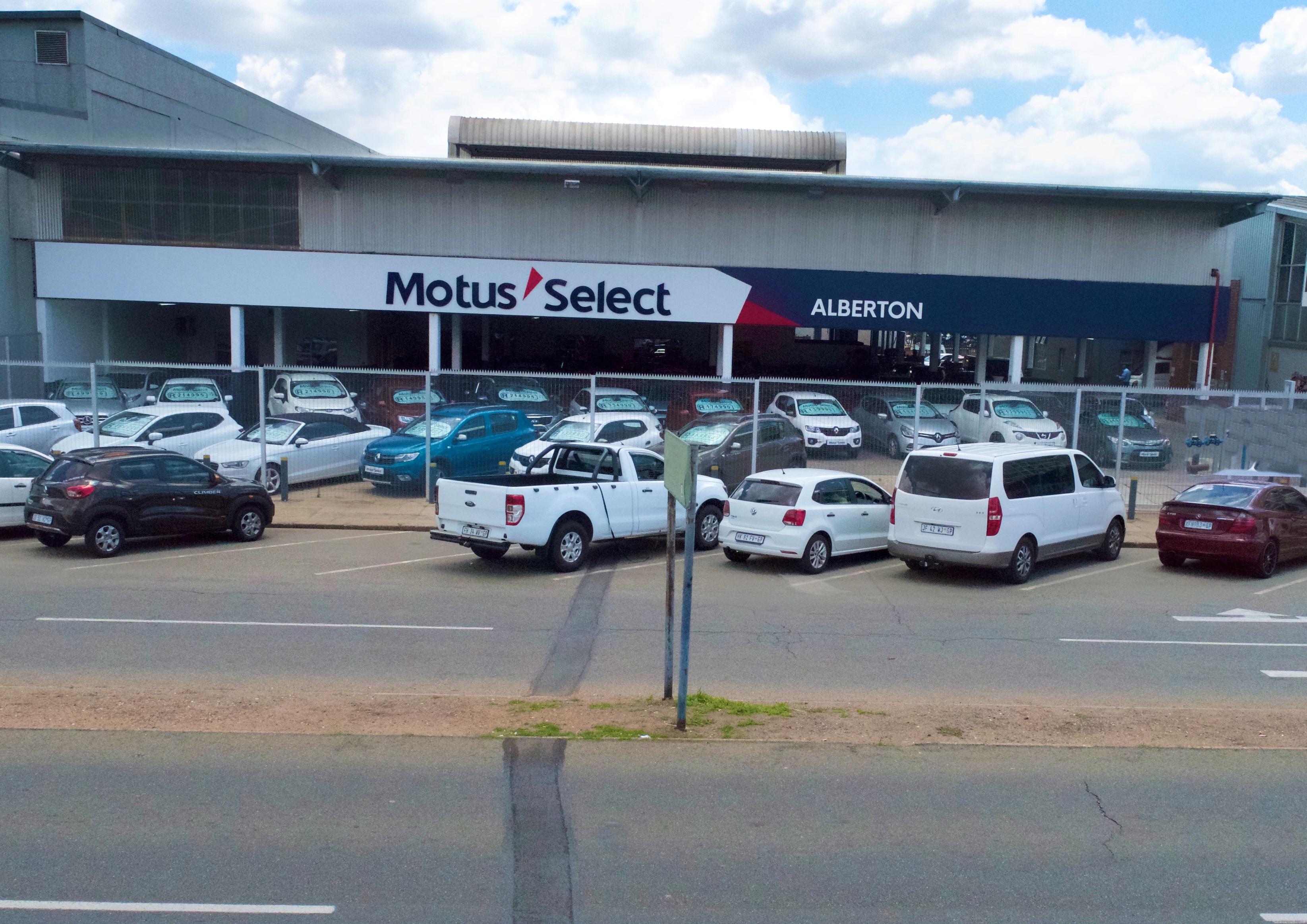 Motus Select Alberton