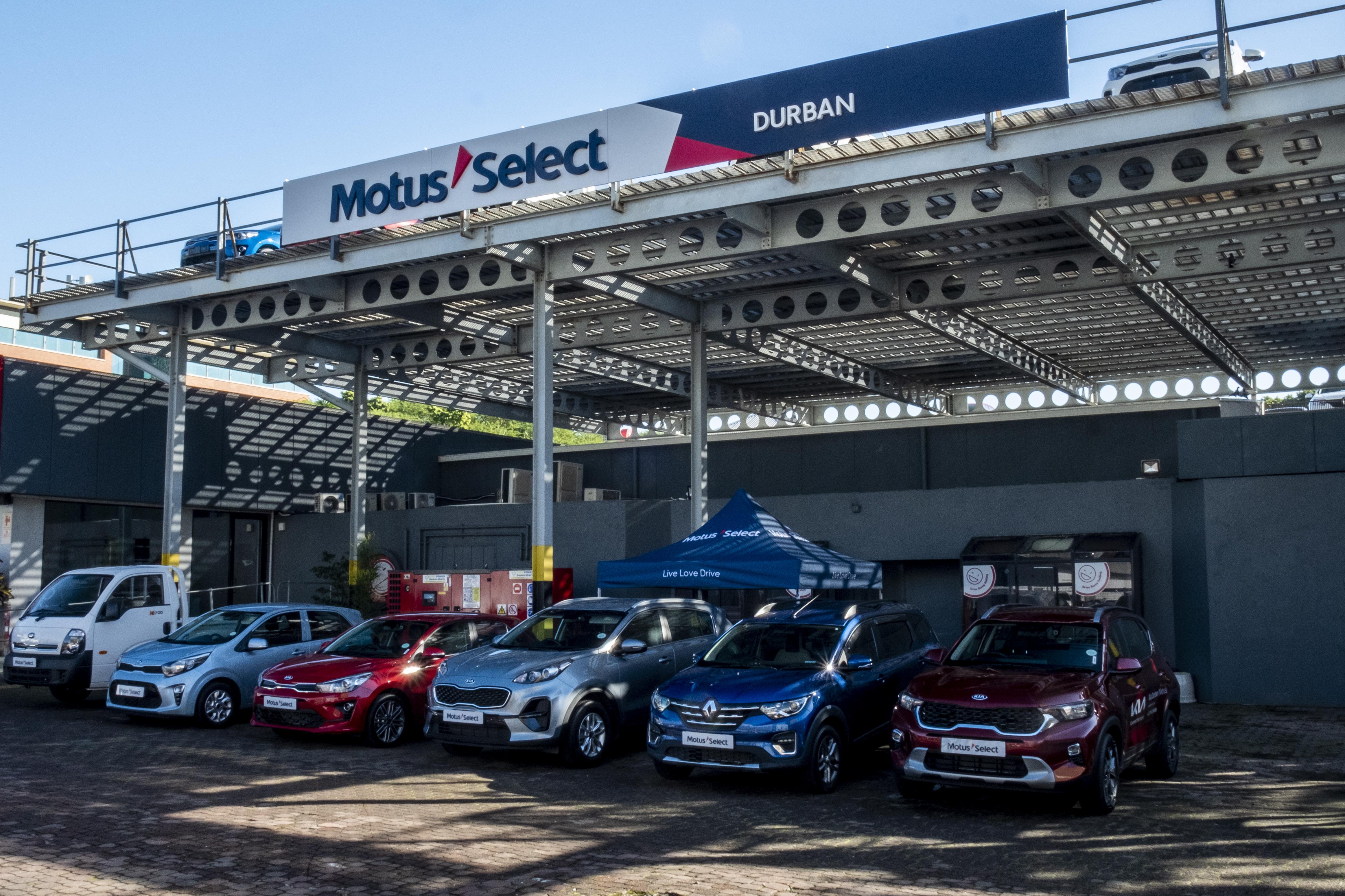 Motus Select Durban