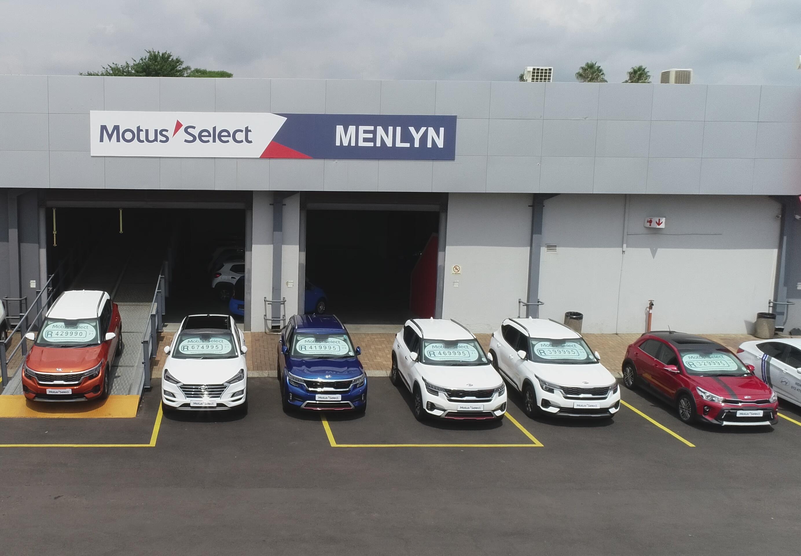 Motus Select Menlyn