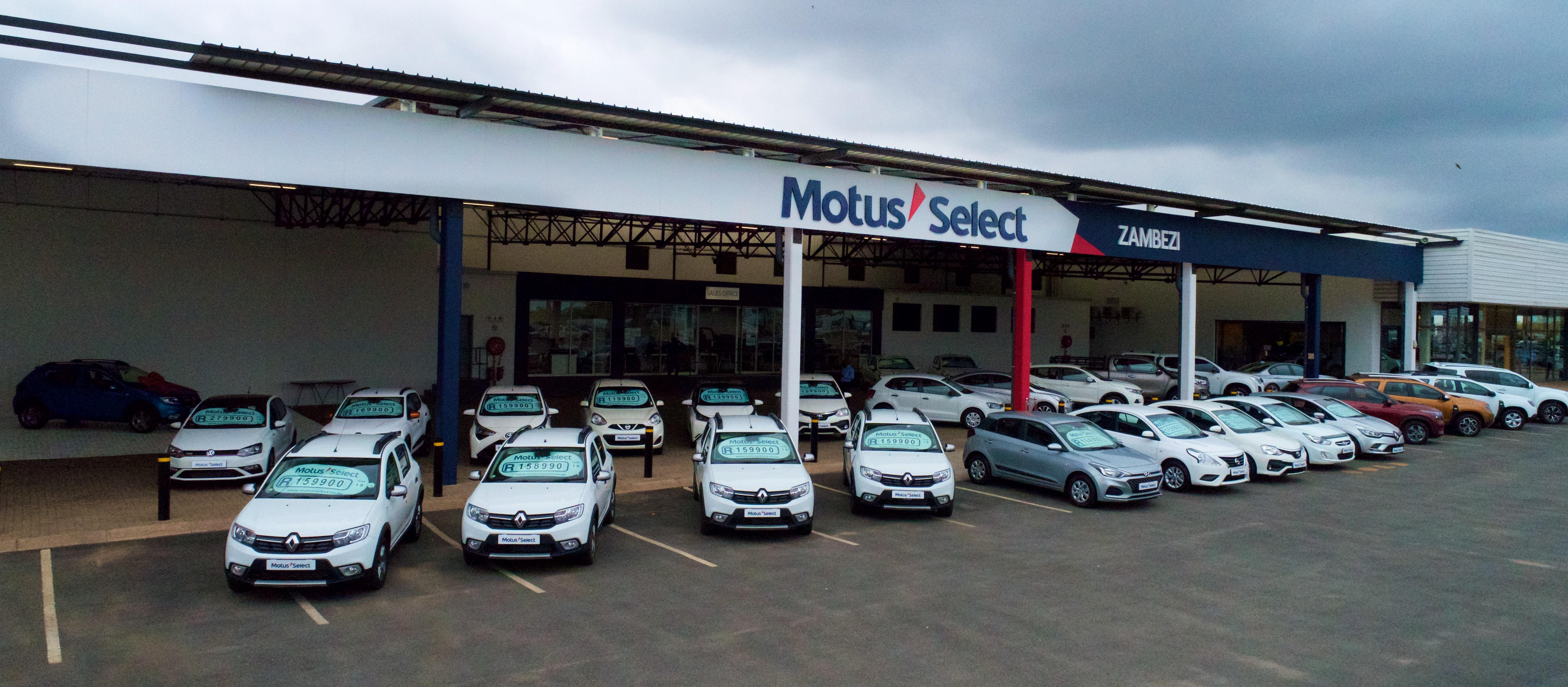 Motus Select Zambezi