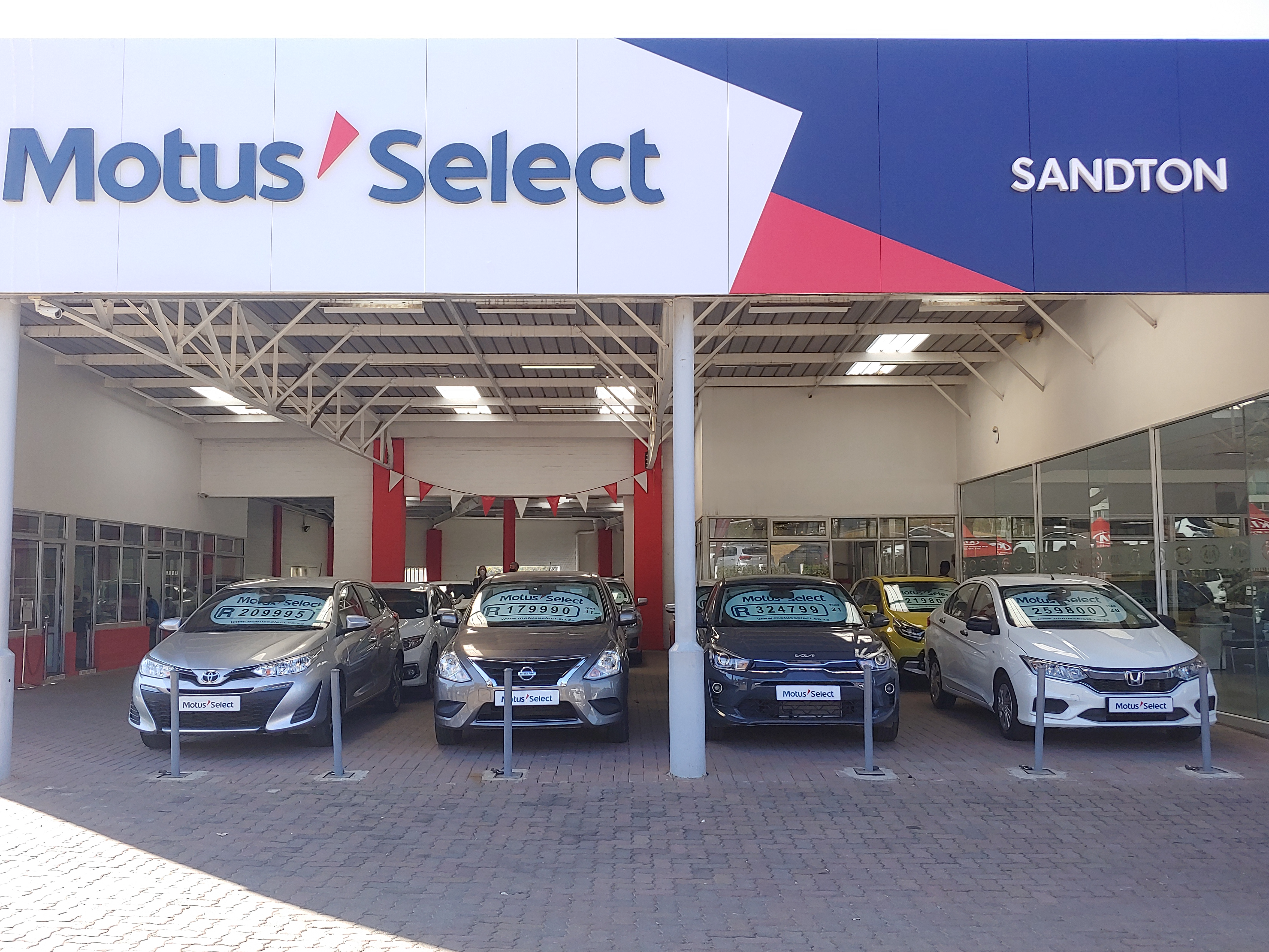 Motus Select Sandton