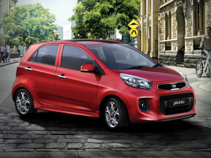 Ready For Your First Car? Here's Why It Should Be A KIA Picanto Demo!