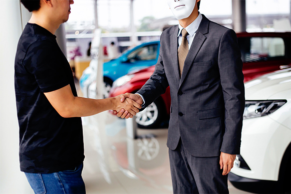 How To Not Write A Car Sales Advert That Scares People Off