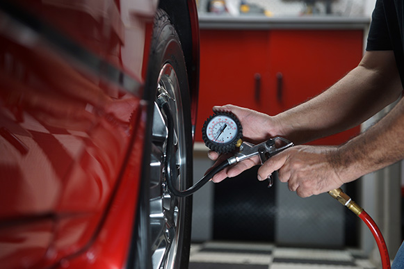How Often Should I Check My Tyre Pressure?