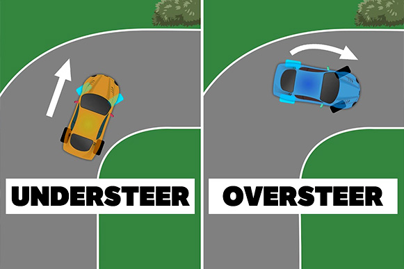 Oversteer VS Understeer? What Is It? And How To Get Out Of It?