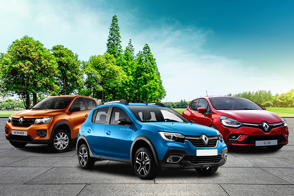 Top 3 Renault hatches of the last 3 years