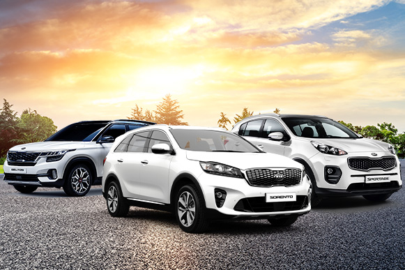Top 3 KIA SUVs Of The Past 3 Years