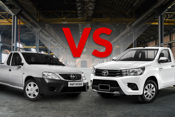 Which Bakkie Should You Purchase? Nissan NP200 VS Toyota Hilux