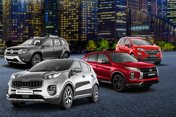 Comparison: Kia, Mitsubishi, Renault & Ford Models Reviewed