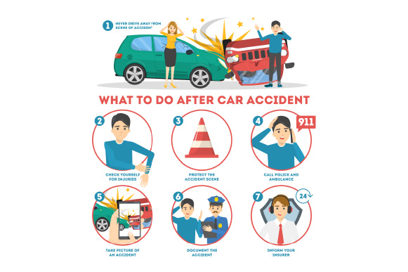 Steps To Take If You're In A Car Accident