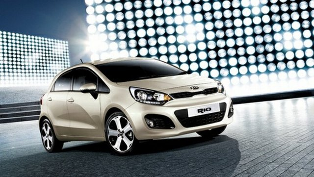 Things You Need to Know About the 2014 Kia Rio