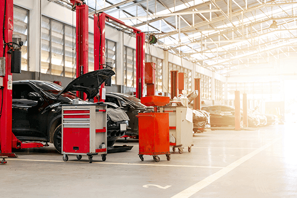 Car Service Workshop Saving Pennies Isn't Worth The Safety