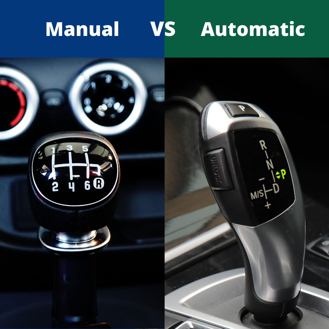 Used SUV For Sale: Manual Vs Automatic