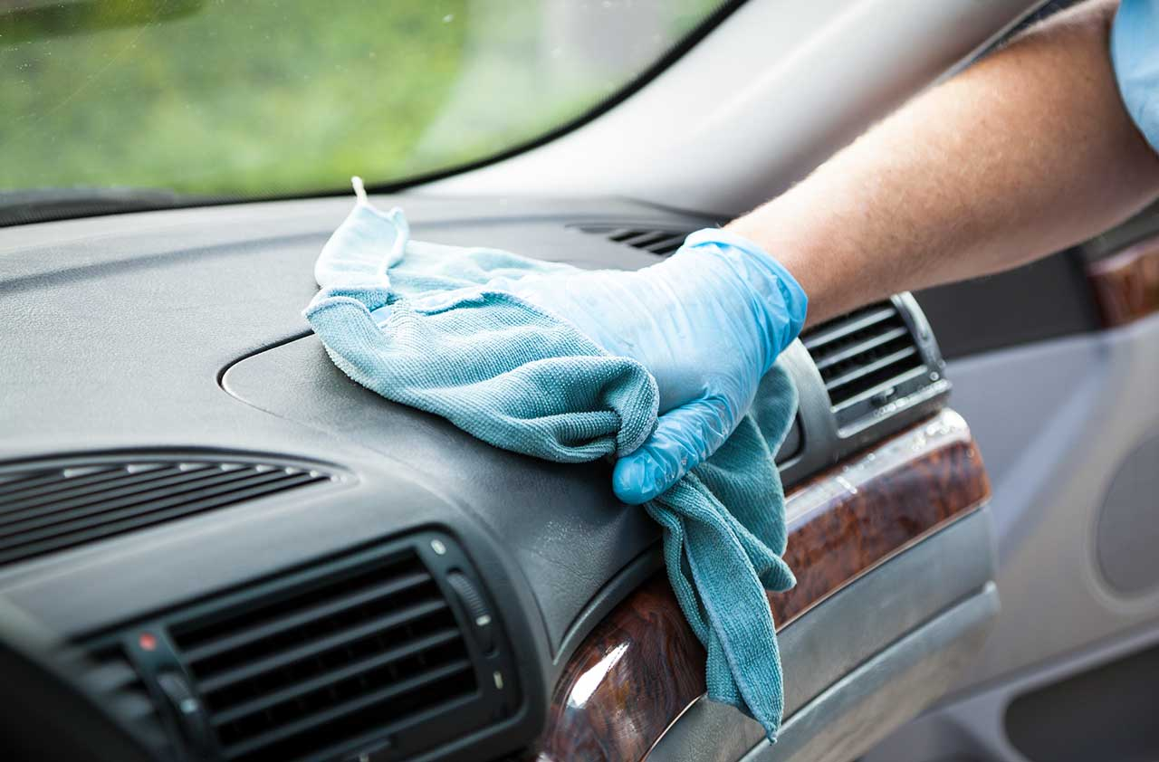 Covid-19 Prevention: Cleaning Your Vehicle