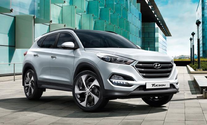 Goodbye ix35, Hello Tuscon Hyundai Tuscon Car Review