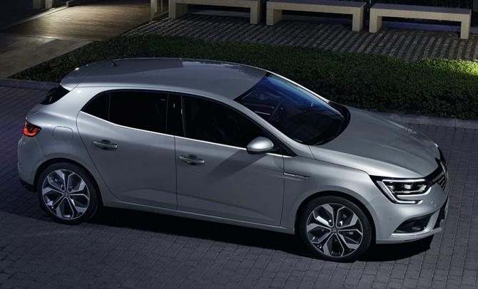 New Renault Mgane Details Leaked!