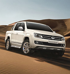 VW Bumps up Their SA Profile with Innovative Volkswagen Bakkies
