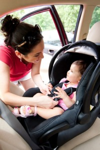 Do's and dont's for driving with your baby in the car