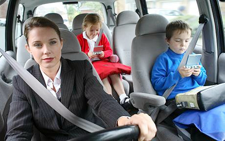 Keep Children Safe Driving Tips