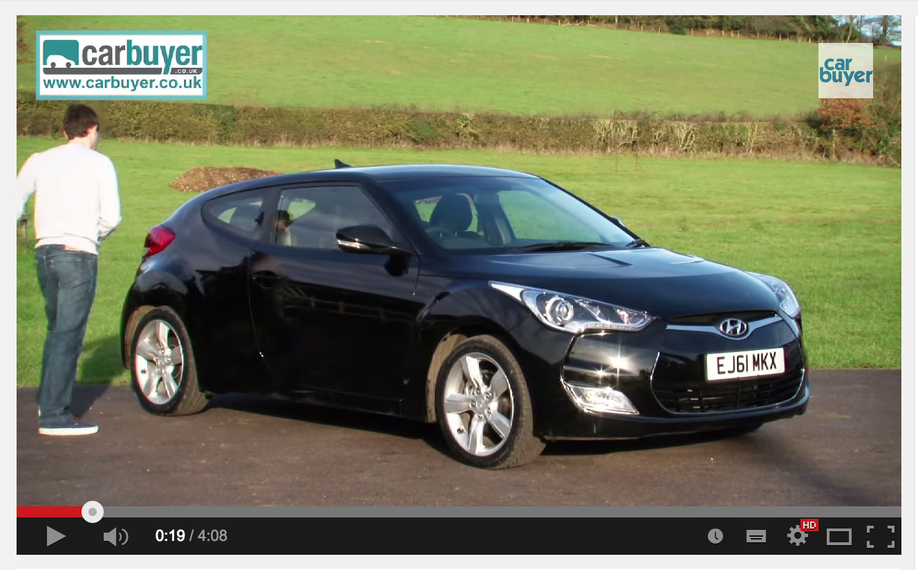 Hyundai Veloster Video Review | Imperial Select Blog