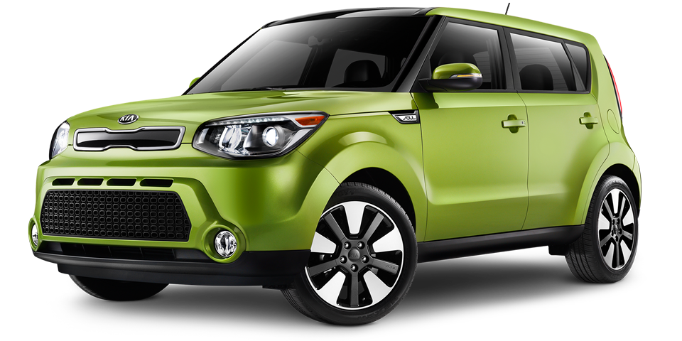 Kia with a lot of Soul