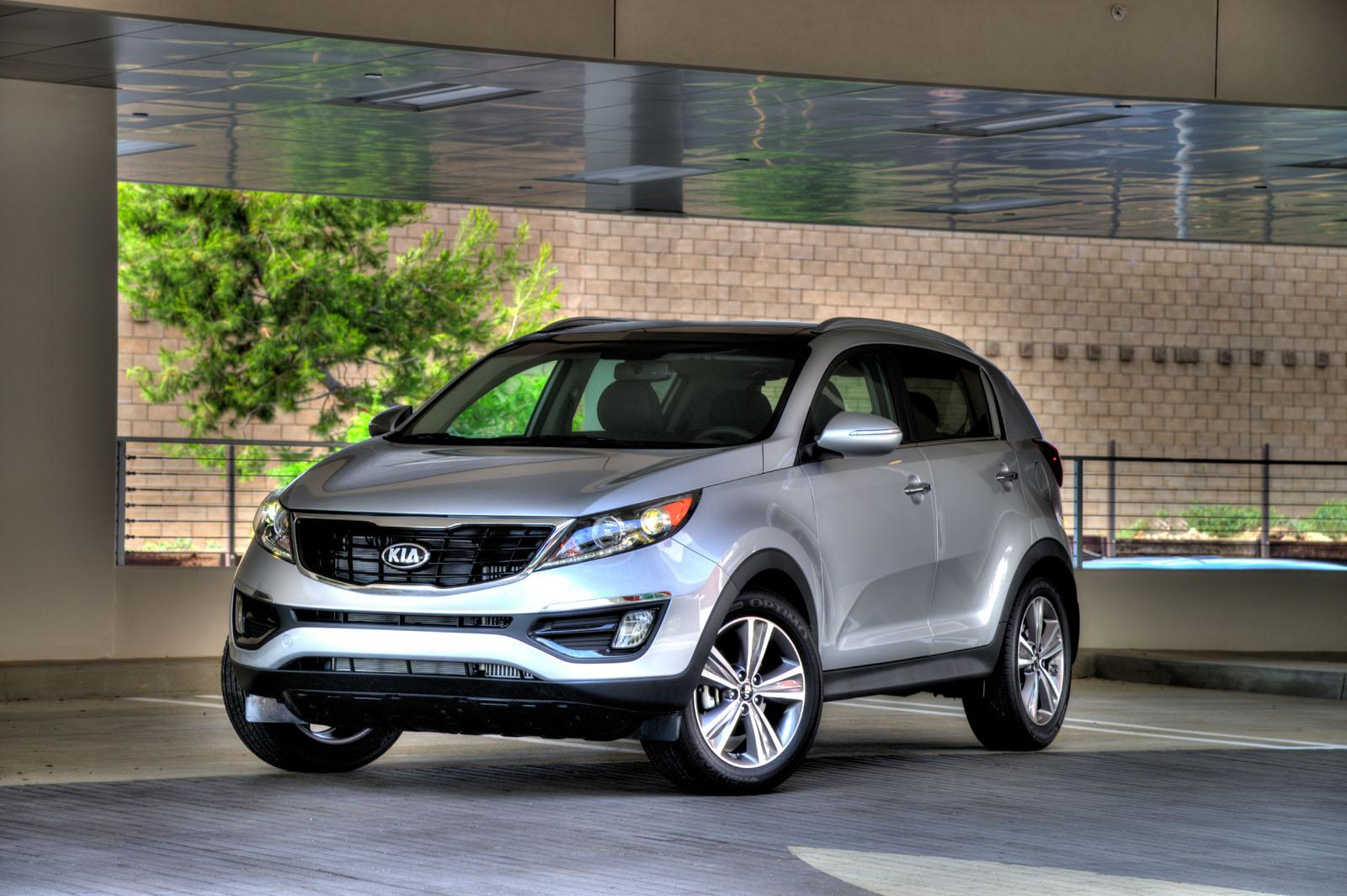 The New Kia Sportage 2014 Facelift