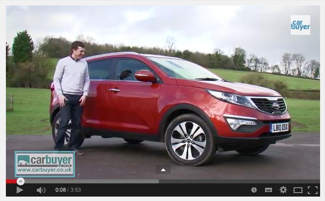 View this Kia Sportage Video Review