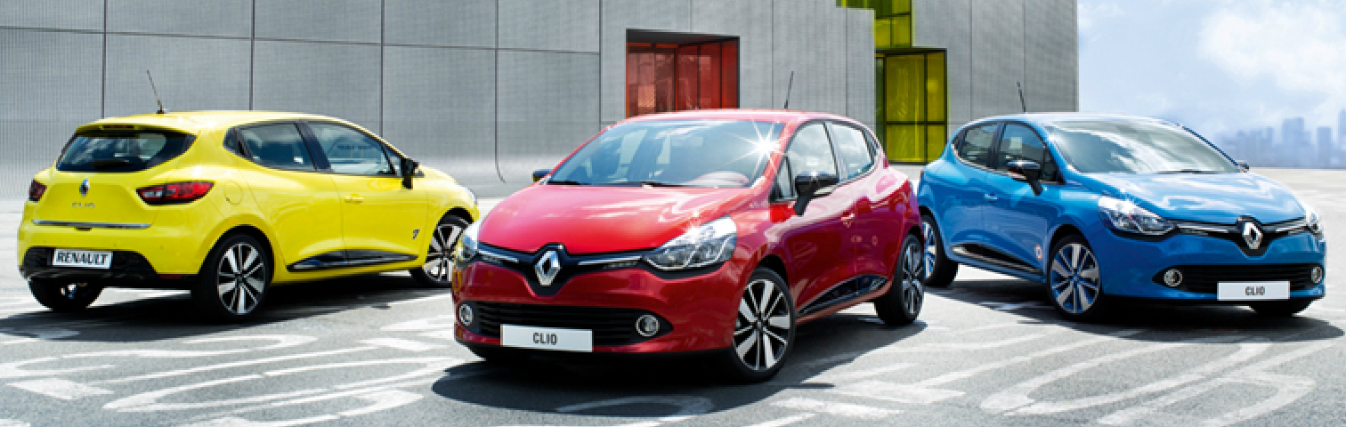 5 Things We Love About the Renault Clio 4