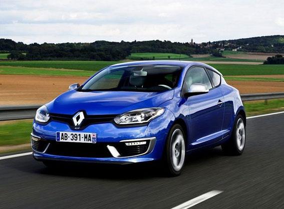 2014 Renault Mgane Facelift