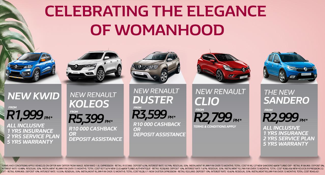 Celebrating the Elegance of womanhood