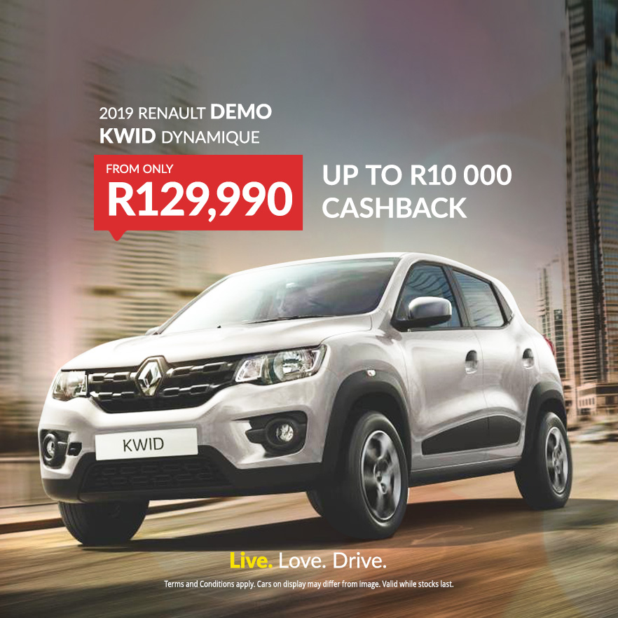 Up to R10,000 Cash Back