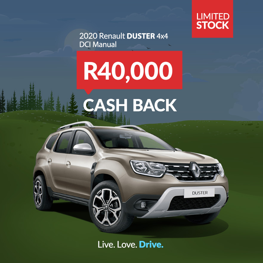 Used Renault Duster 4x4