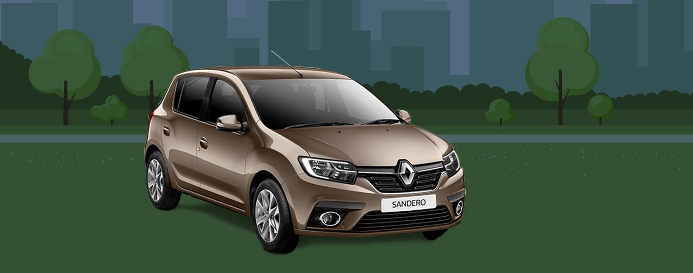 2019 Renault Sandero Expression