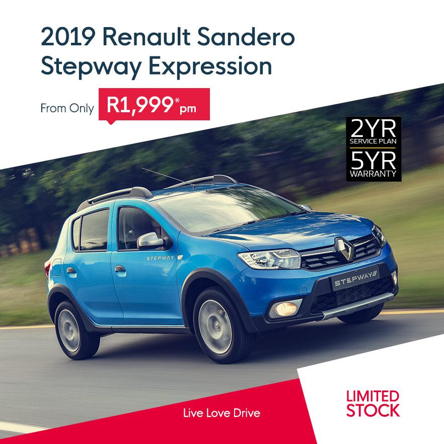 2019 Renault Sandero