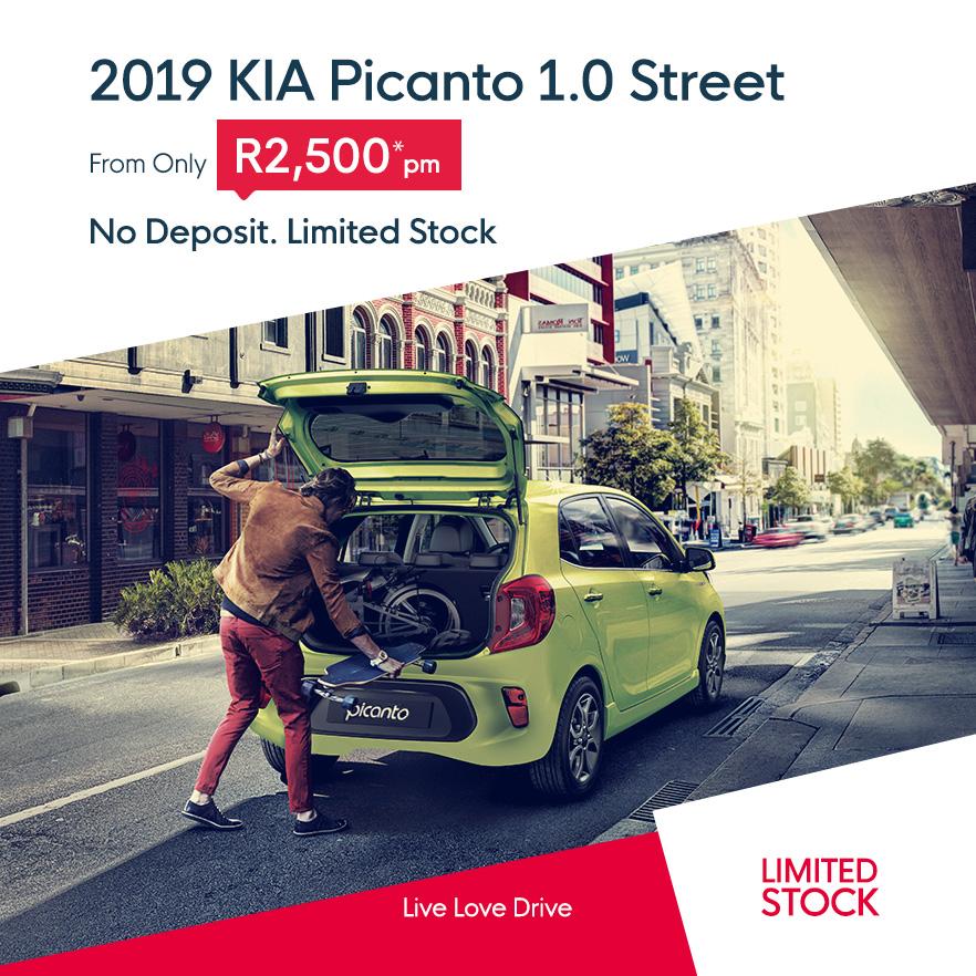 Kia Picanto 1.0 Street