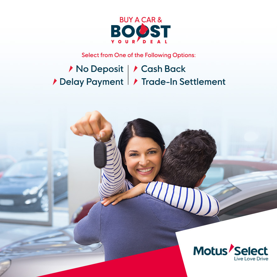 Boost Your Deal - Retail Hook Campaign