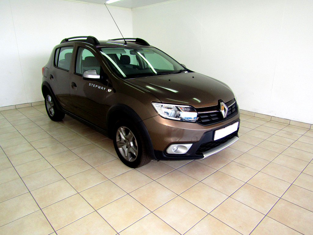 RENAULT 900T STEPWAY EXPRESSION Polokwane 0307065