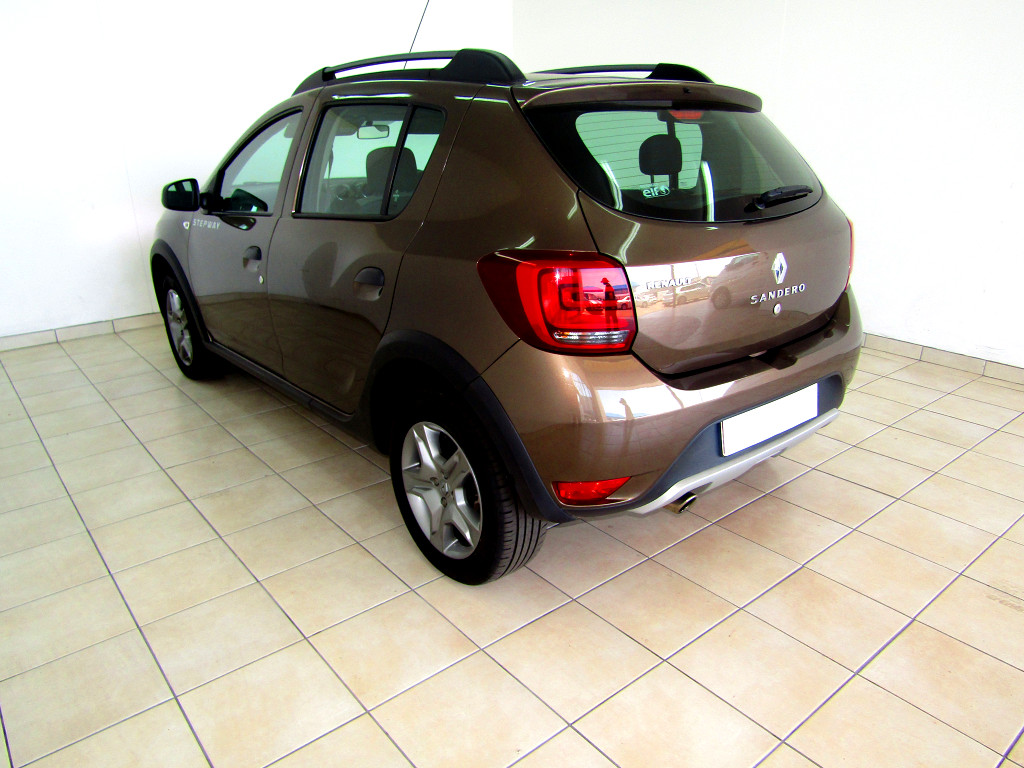 RENAULT 900T STEPWAY EXPRESSION Polokwane 6307065