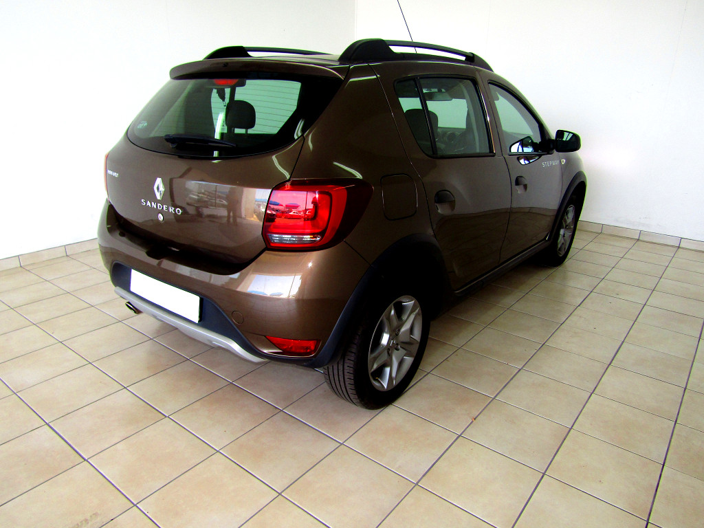RENAULT 900T STEPWAY EXPRESSION Polokwane 8307065
