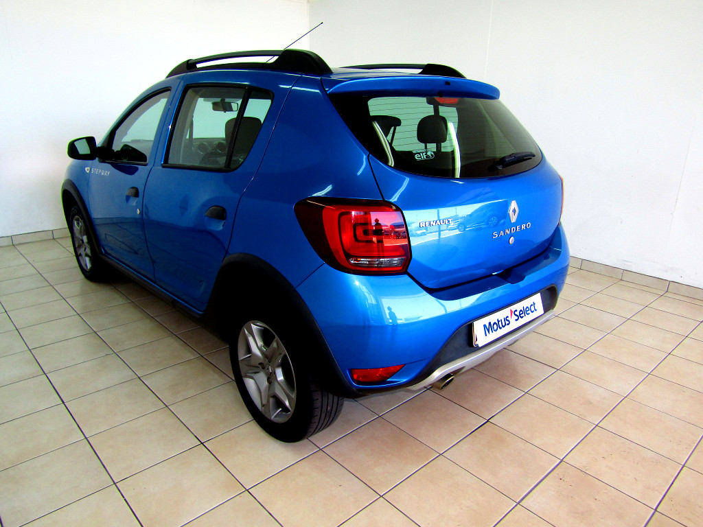 RENAULT 900T STEPWAY EXPRESSION Polokwane 9307063