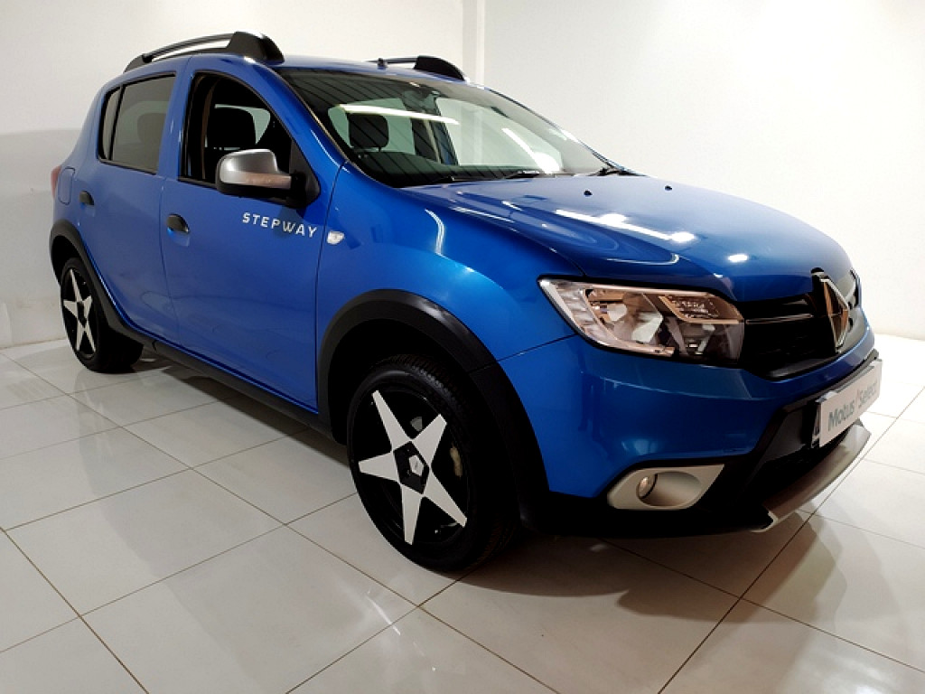 RENAULT 900T STEPWAY EXPRESSION Roodepoort 0307230