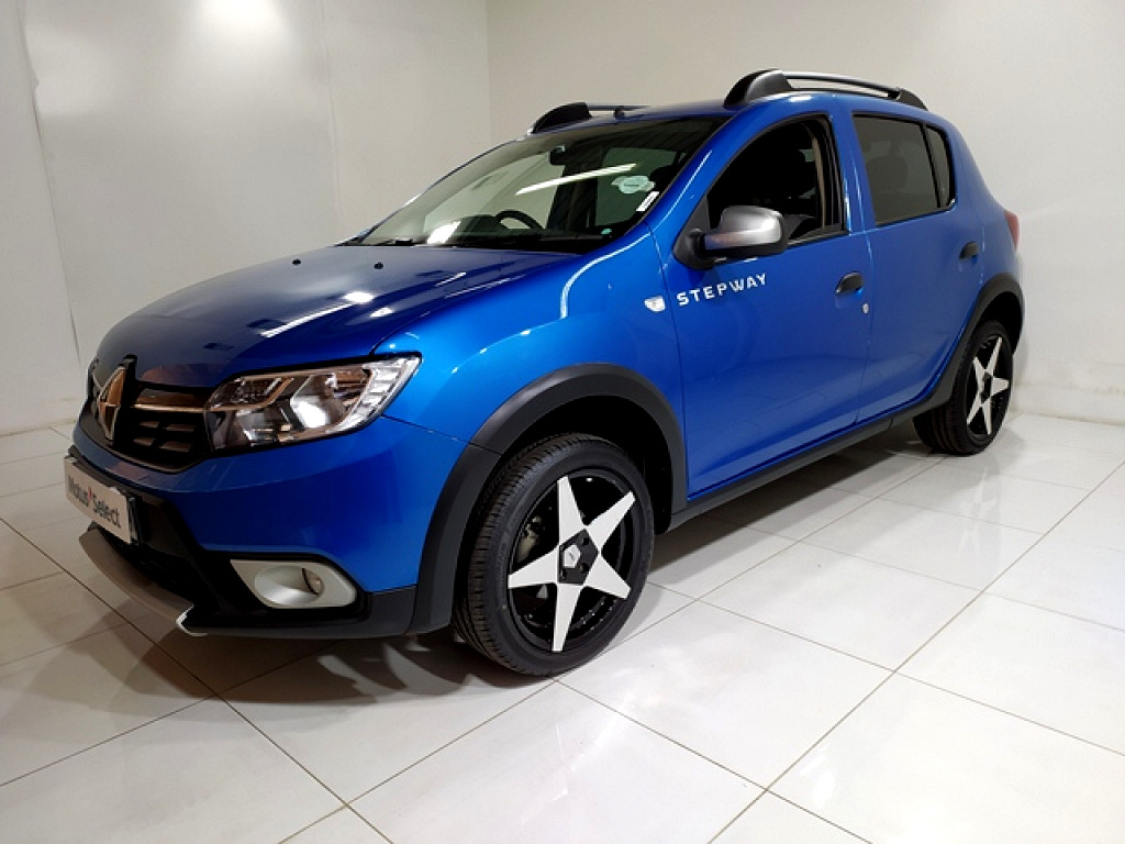 RENAULT 900T STEPWAY EXPRESSION Roodepoort 1307230