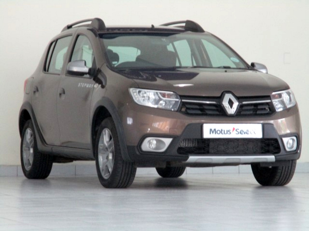 RENAULT 900T STEPWAY EXPRESSION George 0307502