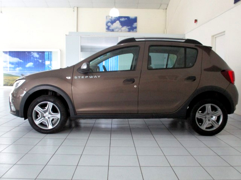 RENAULT 900T STEPWAY EXPRESSION George 12307502