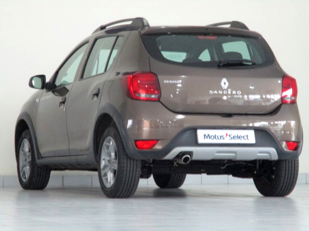 RENAULT 900T STEPWAY EXPRESSION George 3307502